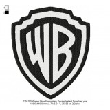 130x180 Warner Bros Embroidery Design Instant Download