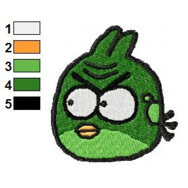 Angry birds space embroidery design 02 for Space embroidery patterns