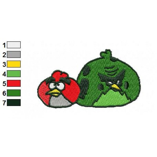 Angry birds space embroidery design 10 for Space embroidery designs