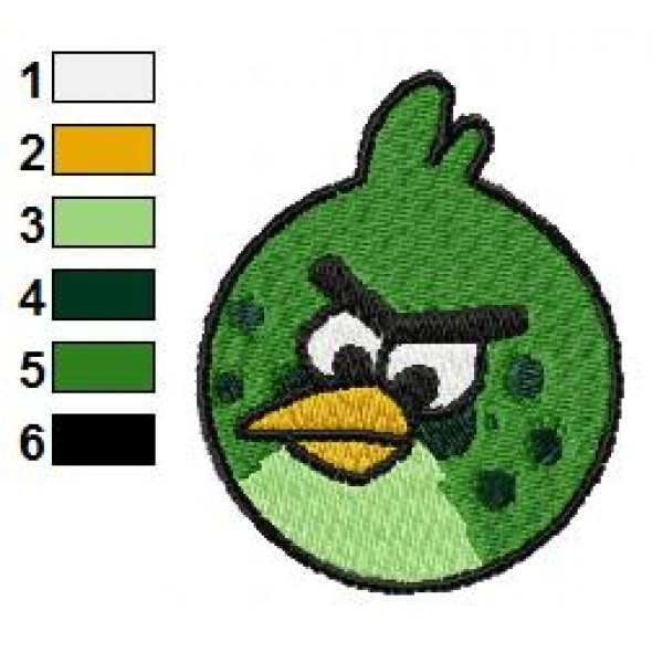 Angry birds space embroidery design 16 for Space embroidery patterns