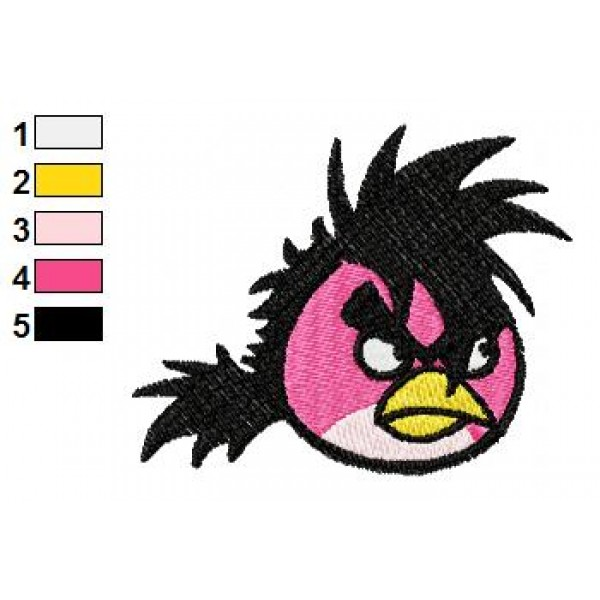 Angry birds space embroidery design 17 for Space embroidery patterns