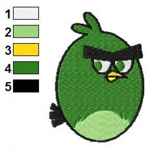 Angry birds space embroidery design 18 for Space embroidery patterns