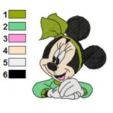 Mickey And Pals Embroidery 9