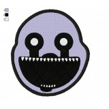 Nightmarionne Five Nights at Freddys Embroidery Design