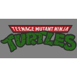 Ninja Turtles Embroidery Design
