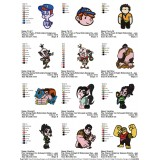 Collection 12 Wreck It Ralph Embroidery Designs 03