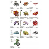 Collection 13 Disney Cars Embroidery Designs 03