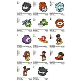 Collection 14 Club Penguin Embroidery Designs 02