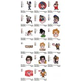 Collection 17 Wreck It Ralph Embroidery Designs 01