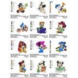 Collection Disney Babies Embroidery Designs 01