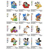 Collection Disney Babies Embroidery Designs 02