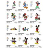 Collection Mickey And Friends Embroidery Designs 05