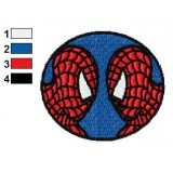 SpiderMan Challenge Embroidery Design